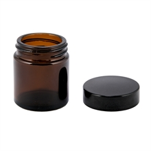 3079_glass_jar_black_bakelite_lid_30_ml