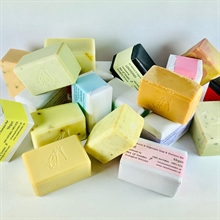 All Natural & Vegetable<br> Soap & Shampoo Bar